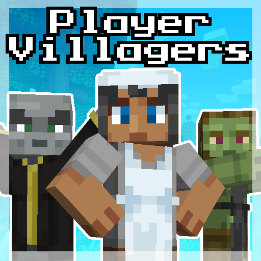 Overview Player Villager Models Texture Packs Projects - Villager skin fur minecraft pe