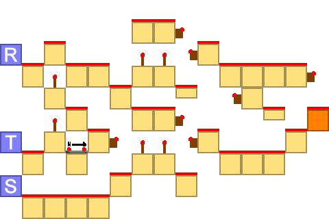 1 Wide Redstone Logic Gates