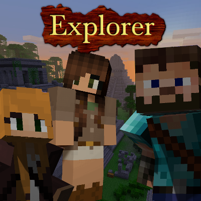 Overview - Explorer: A Minecraft Adventure Map and Modpack ...