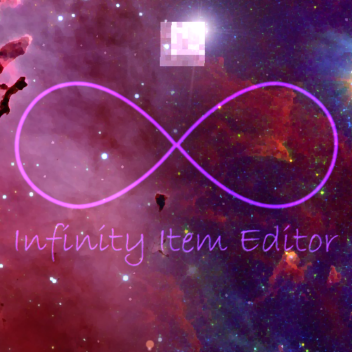 Overview - Infinity Item Editor - Mods - Projects