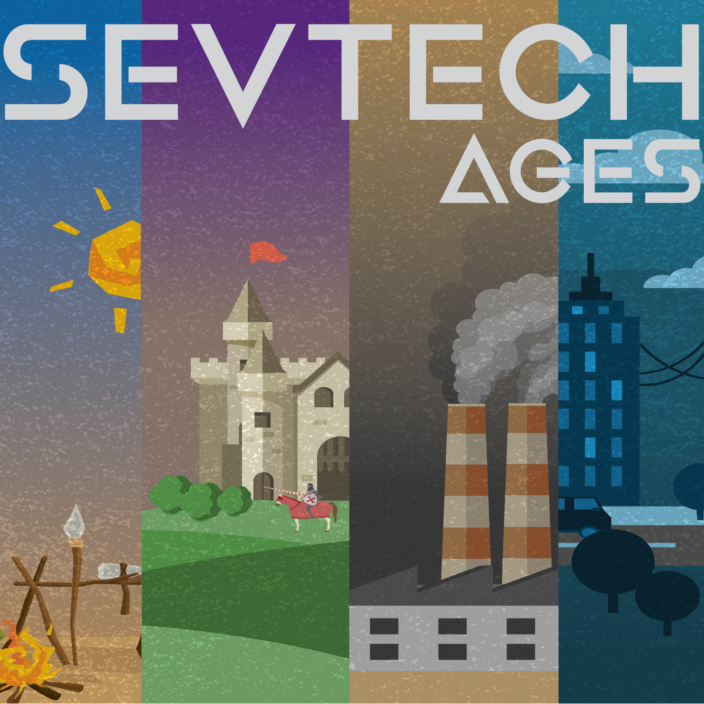 Overview SevTech Ages Modpacks Projects Minecraft CurseForge - Minecraft auf ubuntu spielen