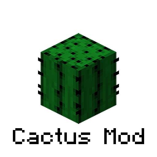 Overview The Cactus Mod Mods Projects Minecraft Curseforge