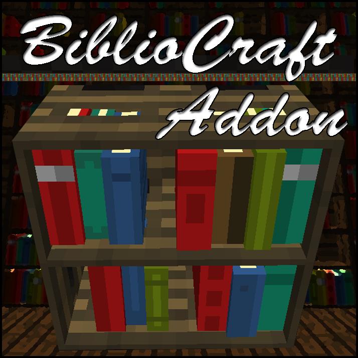 BiblioWoods Forestry edition v1 3 for BiblioCraft v1 5 5