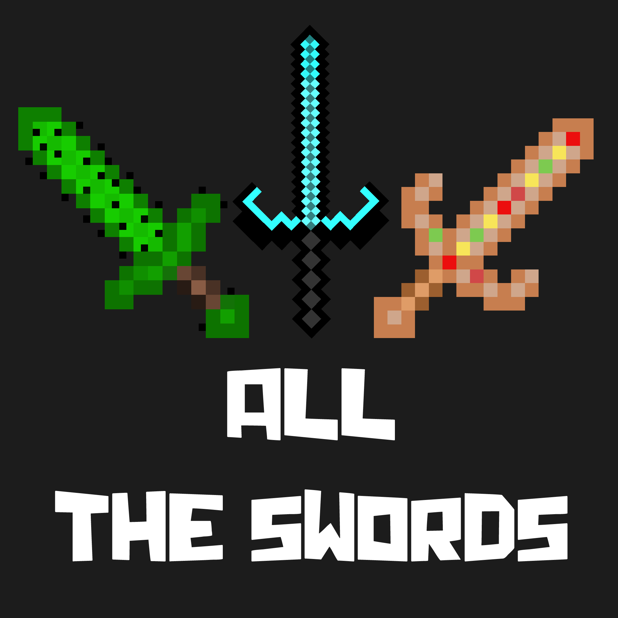 overview all the swords mods projects minecraft curseforge