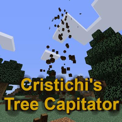 Overview - Cristichi's Tree Capitator - Bukkit Plugins