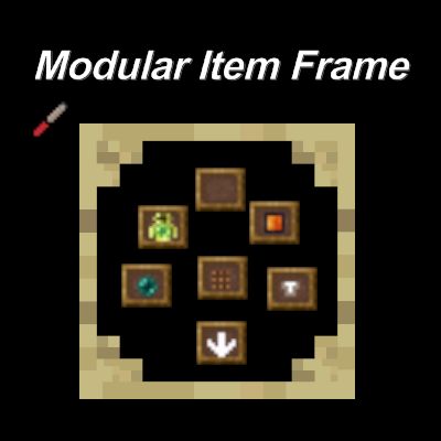 Overview - Modular Item Frame - Mods - Projects - Minecraft CurseForge