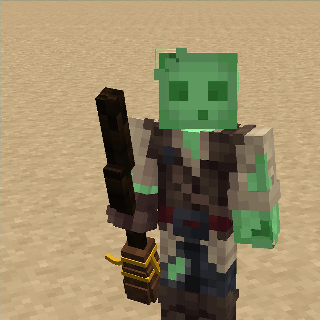 minecraft pe trident texture pack