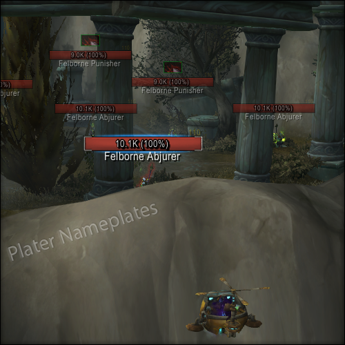 Issues - Plater Nameplates - Addons - Projects - WoW CurseForge