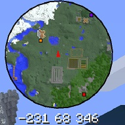 MapWriterjar Files Mapwriter Mods Projects - Maps fur minecraft 1 8 9