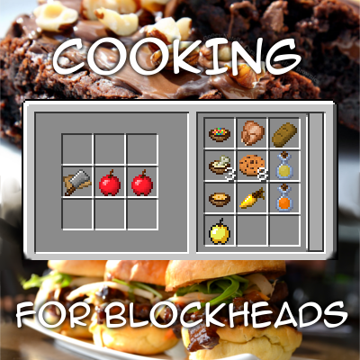 Overview cooking for blockheads mods projects minecraft minecraft curseforge forumfinder Gallery