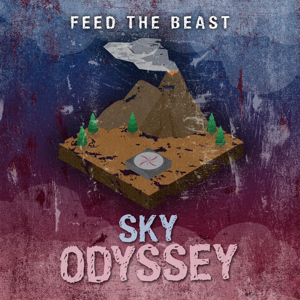 Overview - FTB Sky Odyssey - Modpacks - Projects - Feed The Beast