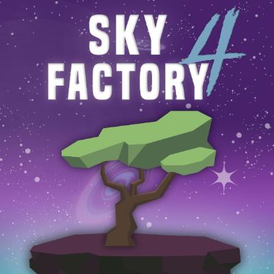 SkyFactory 4modpack