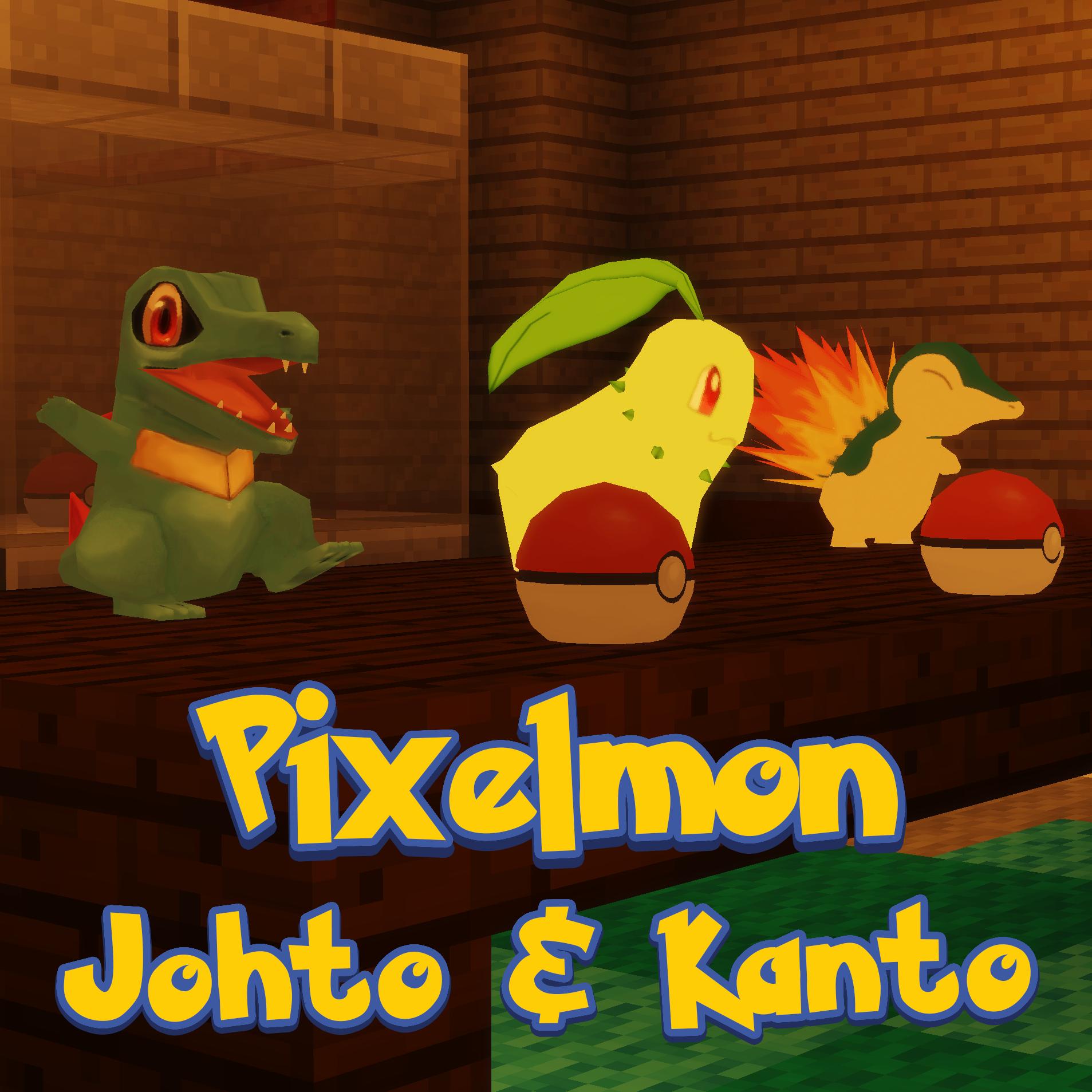 Pixelmon Johto 3 0 - Minecraft 1 12 2, Pixelmon Reforged 7 0 6