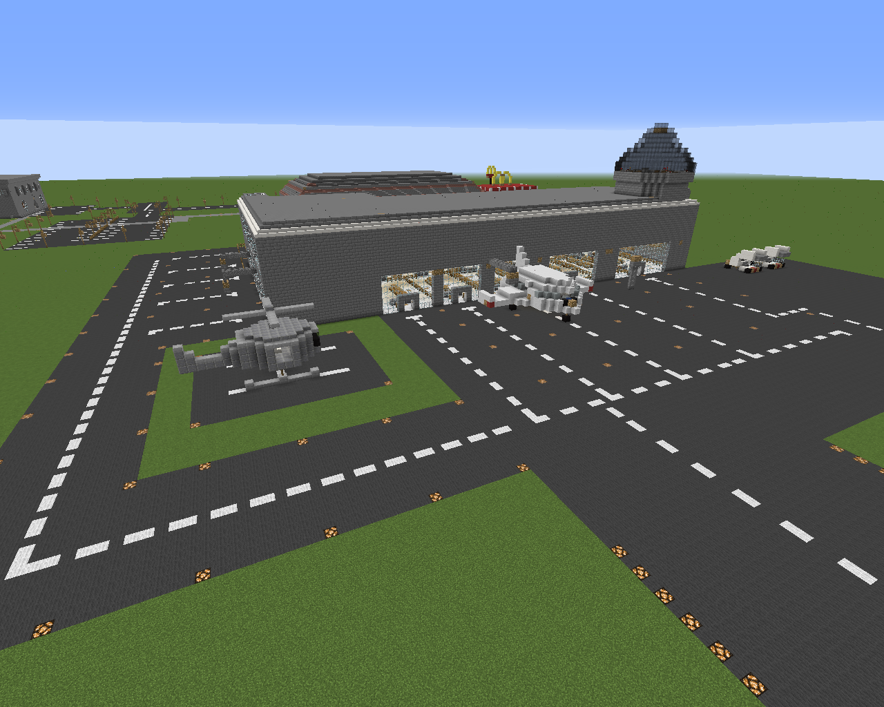 Images Airport Worlds Projects Minecraft CurseForge