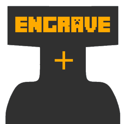 Overview - Engrave Plus - Bukkit Plugins - Projects - Bukkit