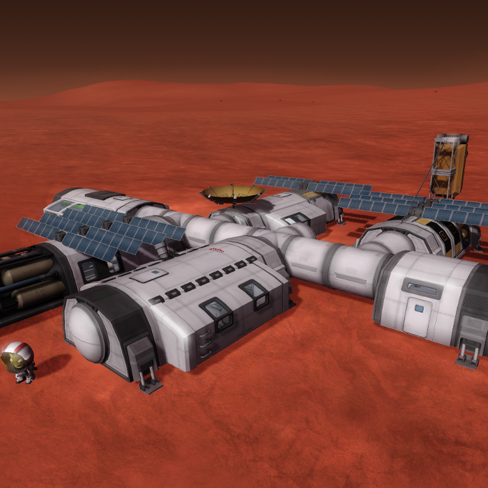 Overview Kerbal Planetary Base Systems Mods Projects