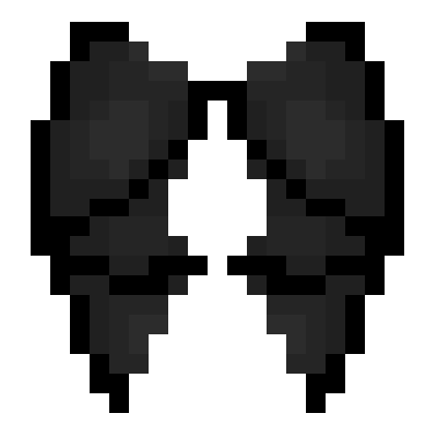 Elytra Bat Wingszip Files Bat Wings Skin For Elytra Texture - Skins para minecraft pe de batman