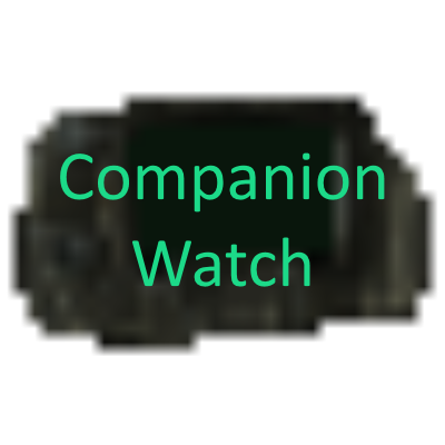 overview watch companion mods projects minecraft curseforge