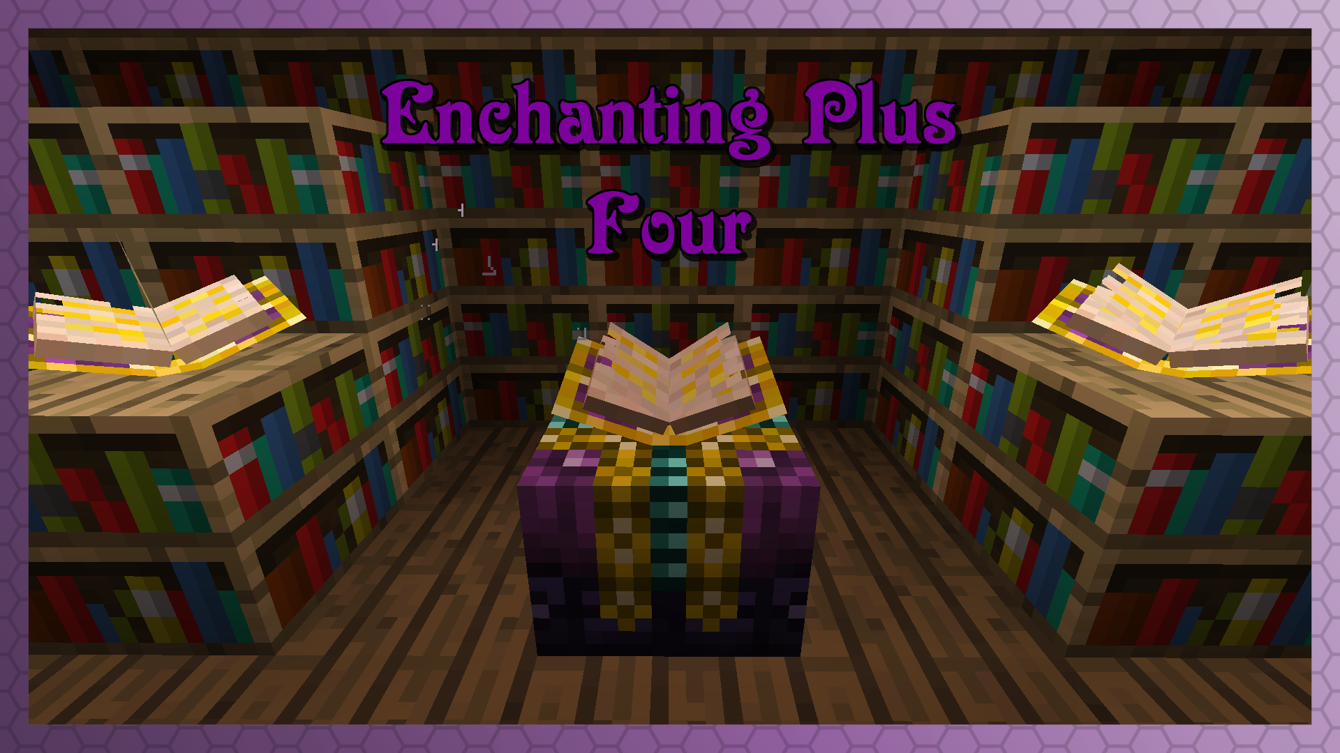 Enchantments in Minecraft