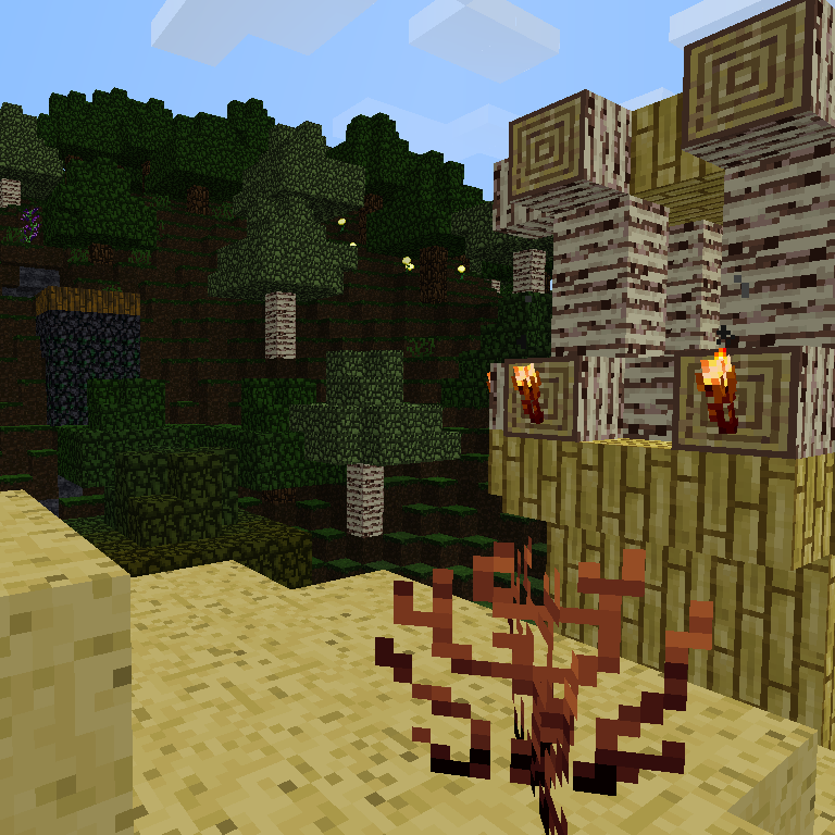 Overview - Cazey's RPG pack - Texture Packs - Projects - Minecraft CurseForge