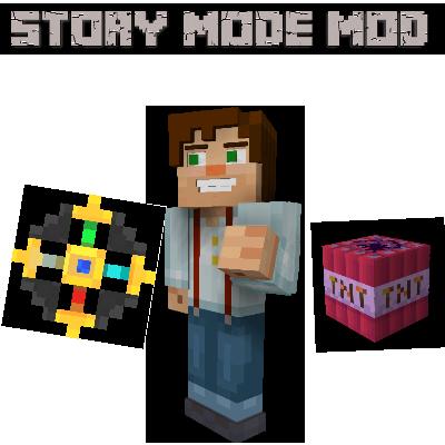 Майнкрафт: Стори Мод [1.9] | Minecraft