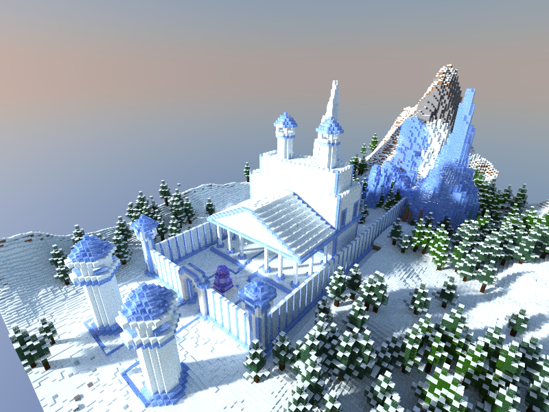 Overview - Ice Kingdom - Worlds - Projects - Minecraft CurseForge