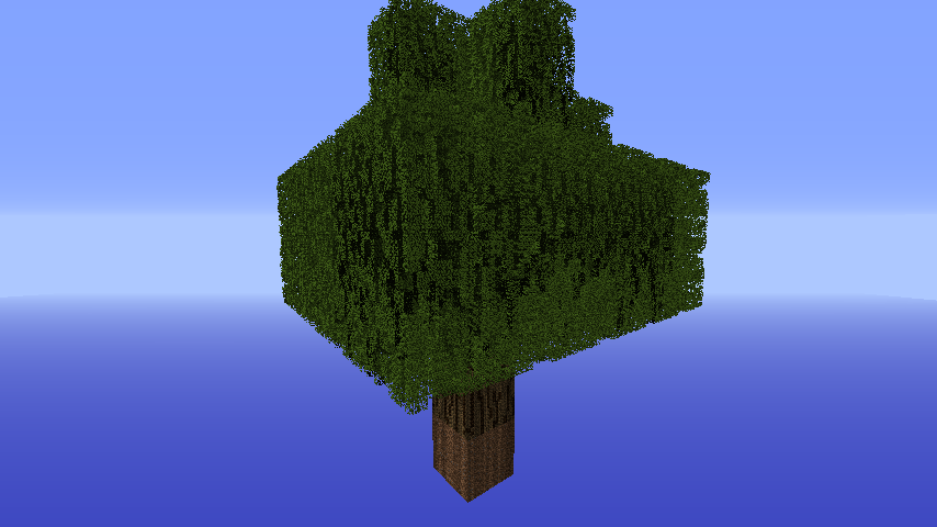Files - Mega-Tree Survival[Old] - Worlds - Projects - Minecraft