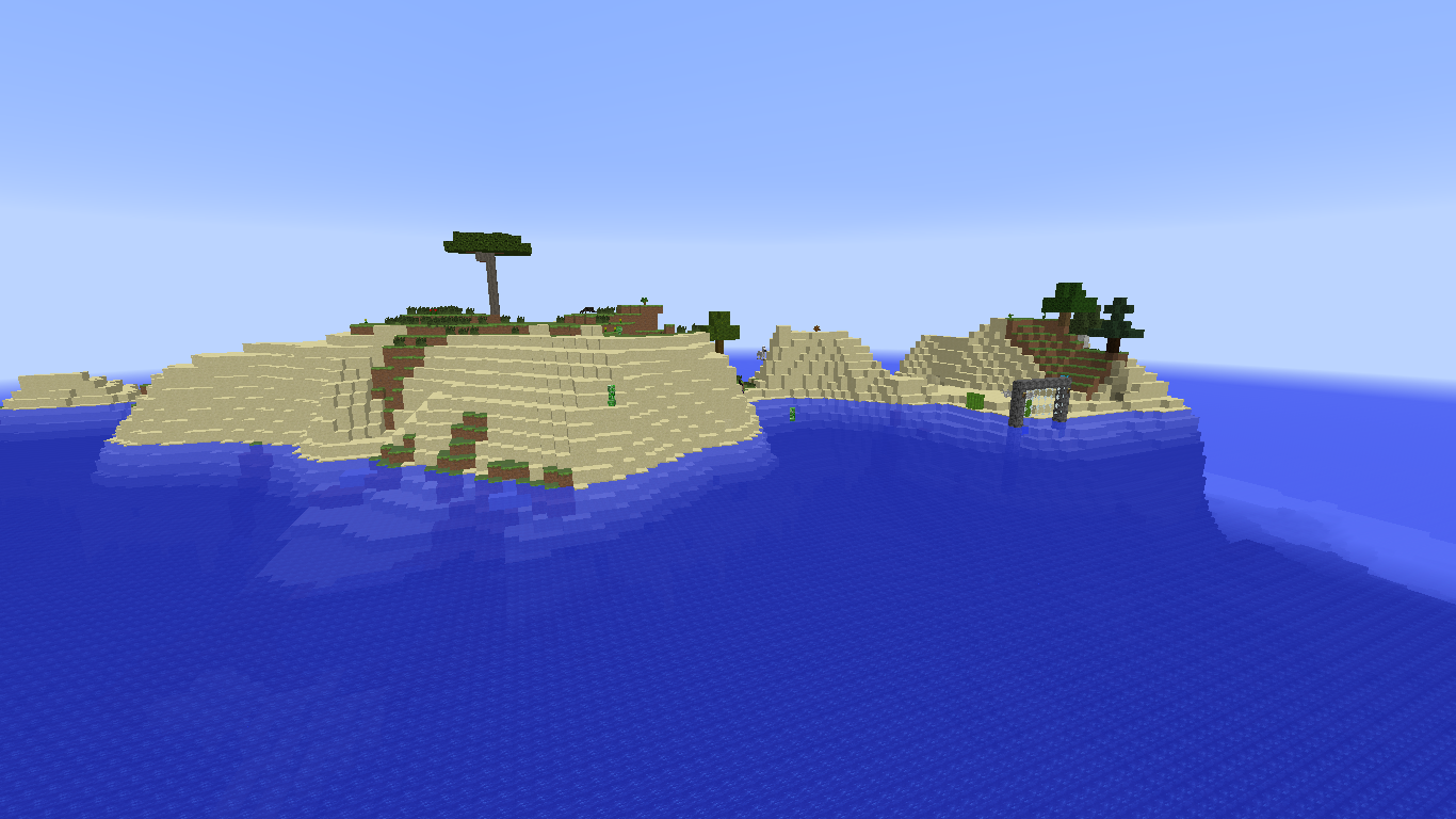 Files - Minecraft Survival Island 1 7 - Worlds - Projects