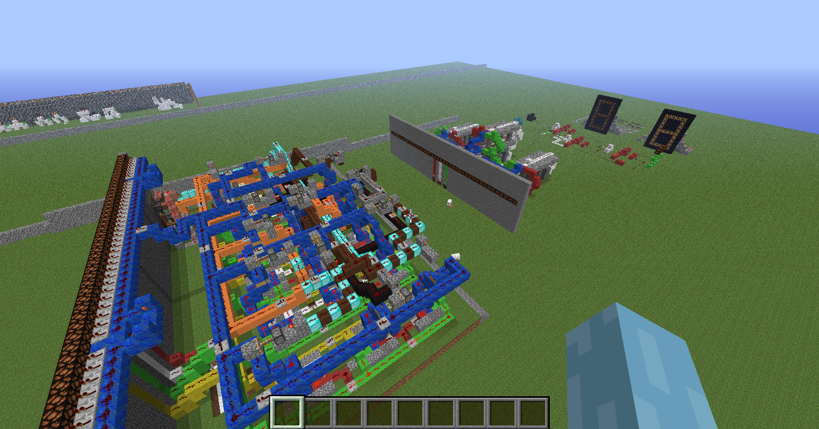 Overview redstone learning map worlds projects minecraft redstone learning map sciox Choice Image