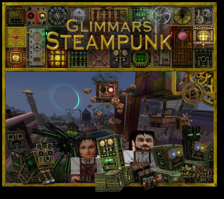Glimmar\'s Steampunk WIP v18 - Files - Glimmars Steampunk - Texture ...