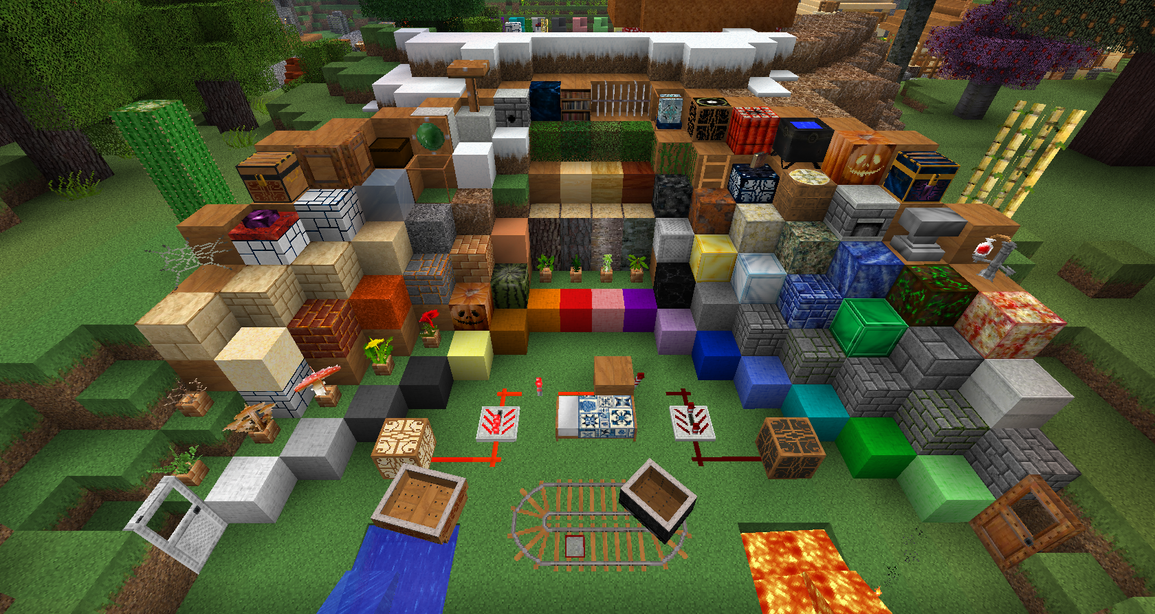 how to use older resource pack