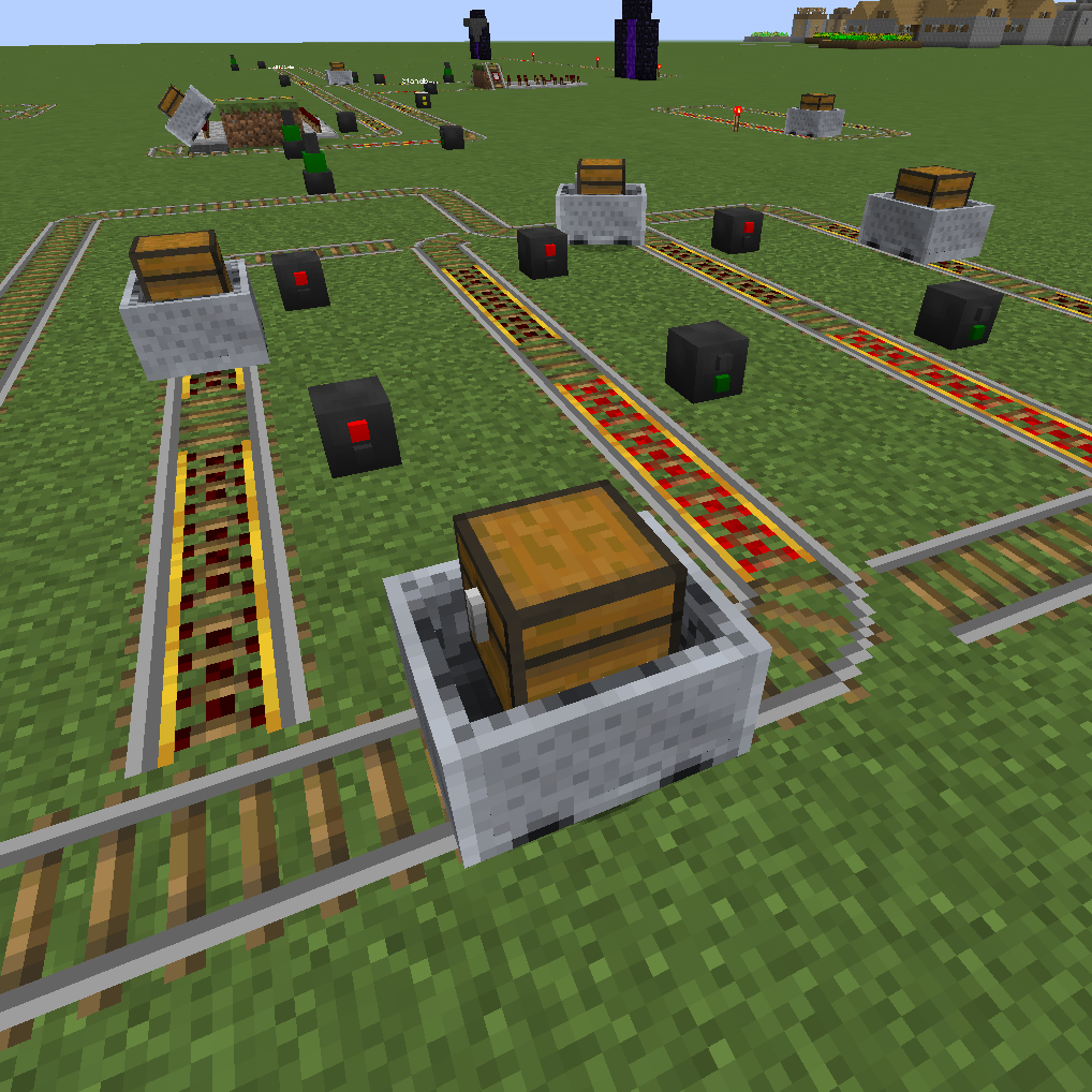 Overview Signals Mods Projects Minecraft Curseforge 2 Way Switch