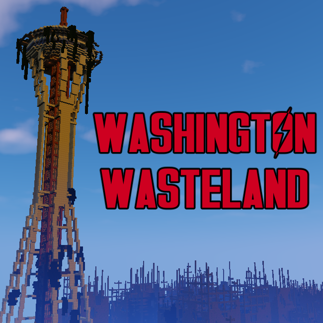 Overview Washington Wasteland Worlds Projects Minecraft