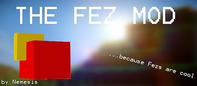 Overview Fez Mod Mods Projects Minecraft Curseforge