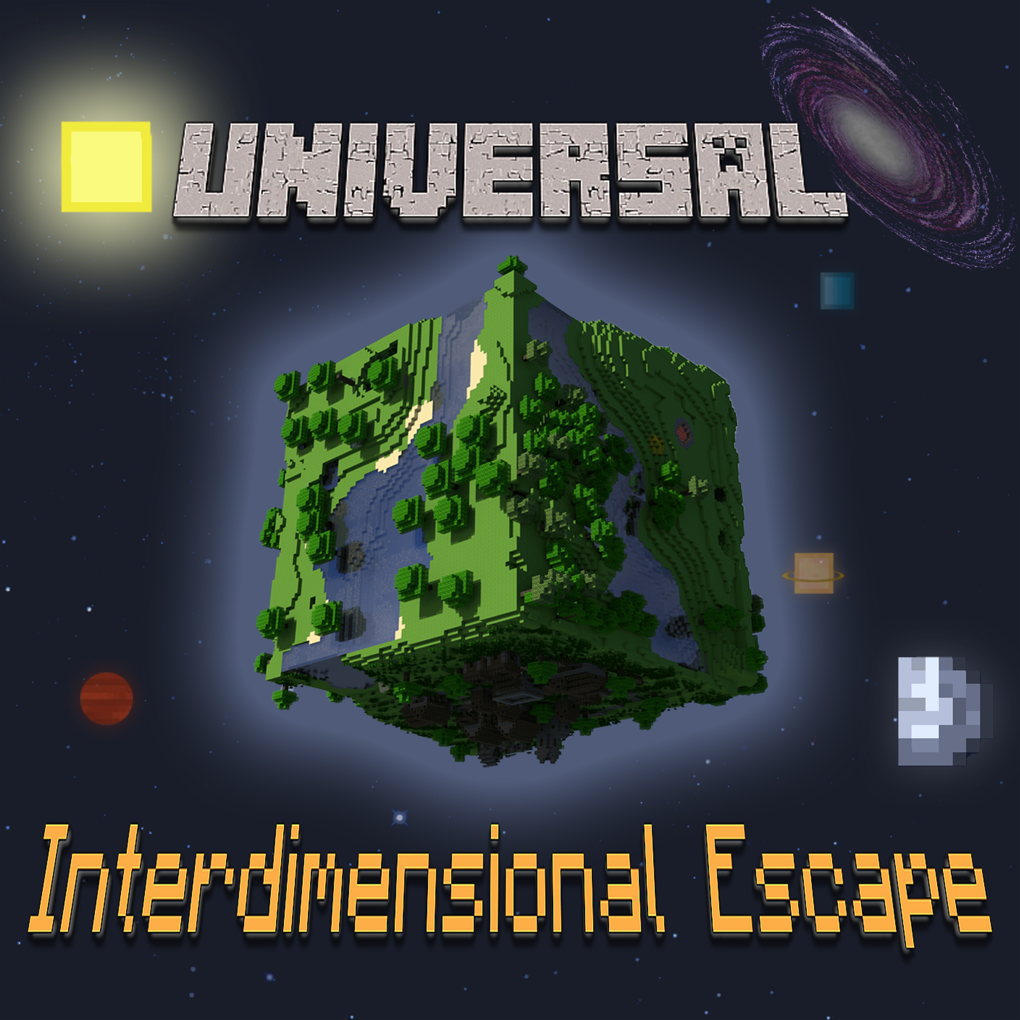 Overview Universal Interdimensional Escape Modpacks Projects Minecraft How To Make An Instant Off Delayed On Redstone Circuit Curseforge