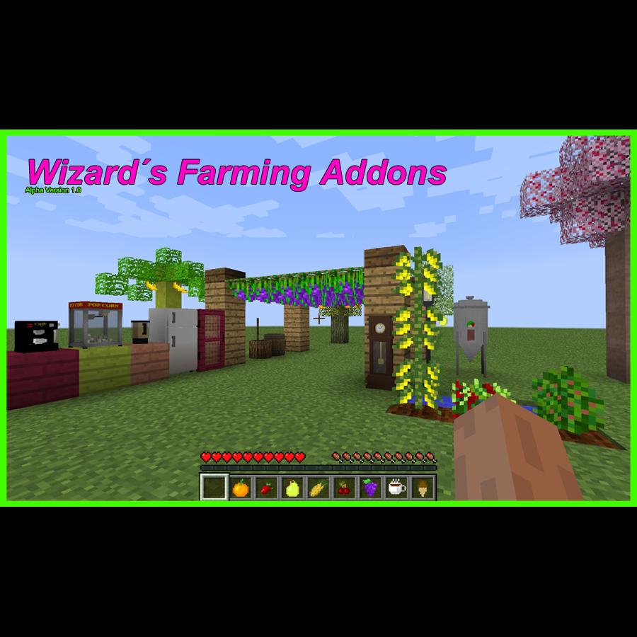 farming mod minecraft