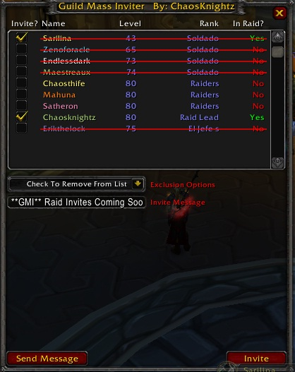 Files Guild Mass Inviter Addons Projects Wow Curseforge