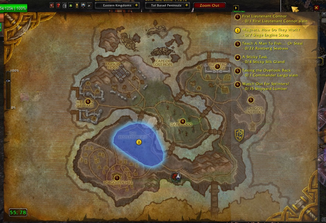 Overview omegamap addons projects wow curseforge wow curseforge gumiabroncs Images