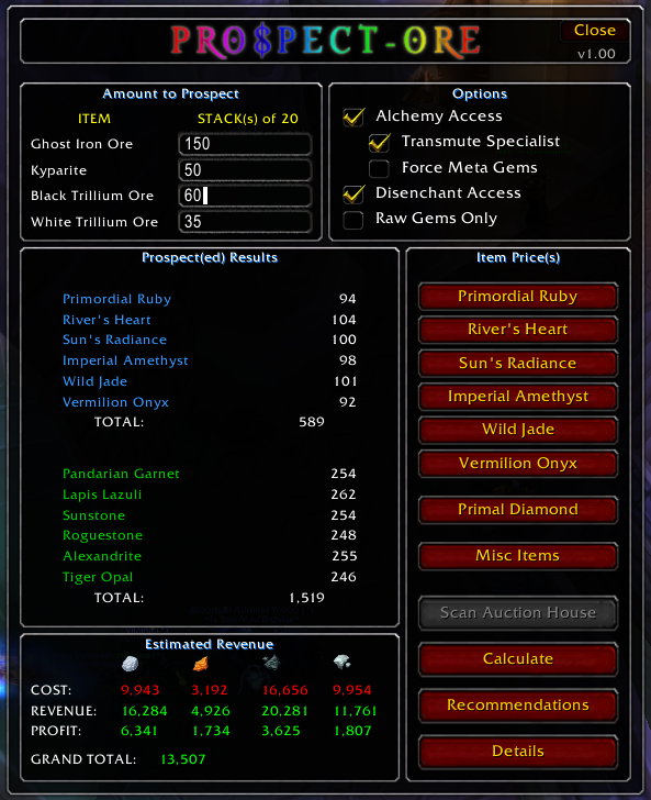 Overview Tradeskillmaster Auctiondb Addons Projects - Imagez co