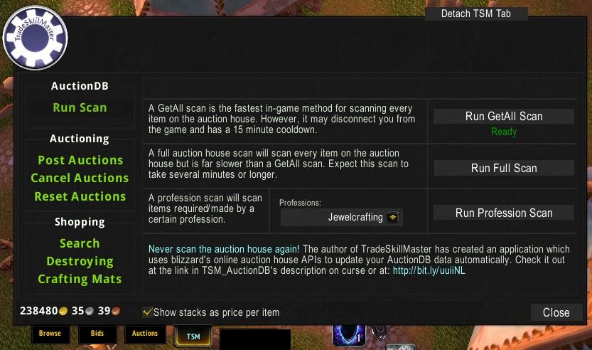 v3 1 18 - Files - TradeSkillMaster_AuctionDB - Addons
