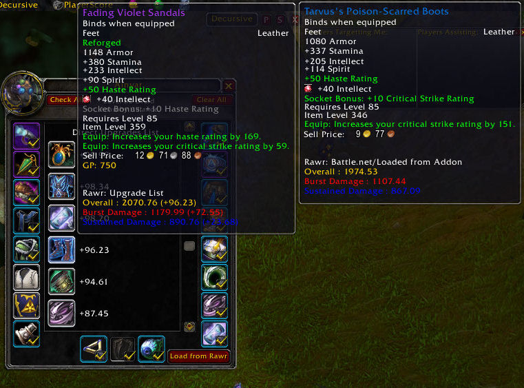gem addon wow 3.3.5
