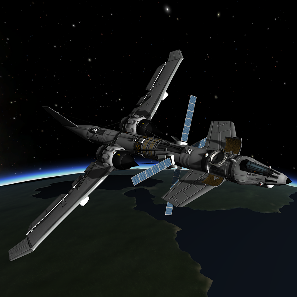 kerbal space program mods - 1014×1014