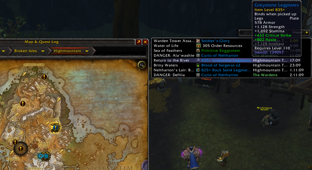 curse forge wow