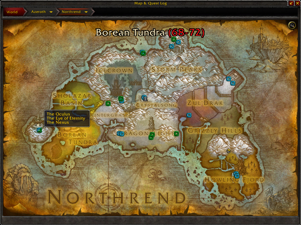Overview Handynotesdungeonlocations Addons Projects Wow