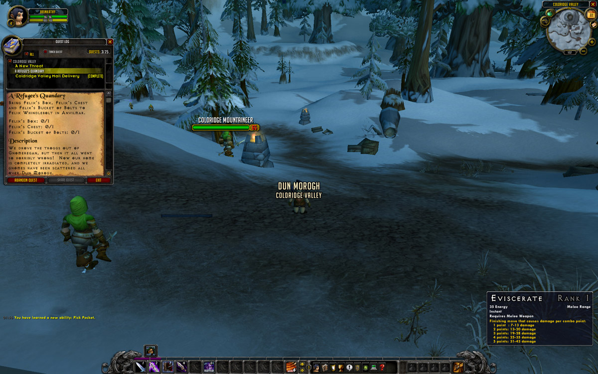 Overview - Fontain - Addons - Projects - WowAce
