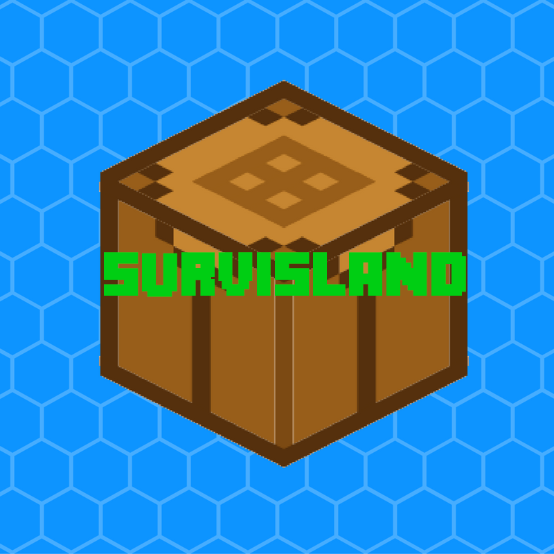 Overview - Survisland - A simple survival island map! (1.8+ required ...