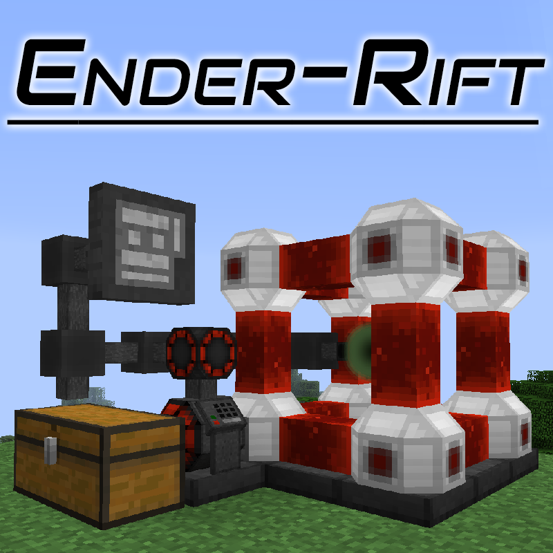 Overview - Ender-Rift - Mods - Projects - Minecraft CurseForge