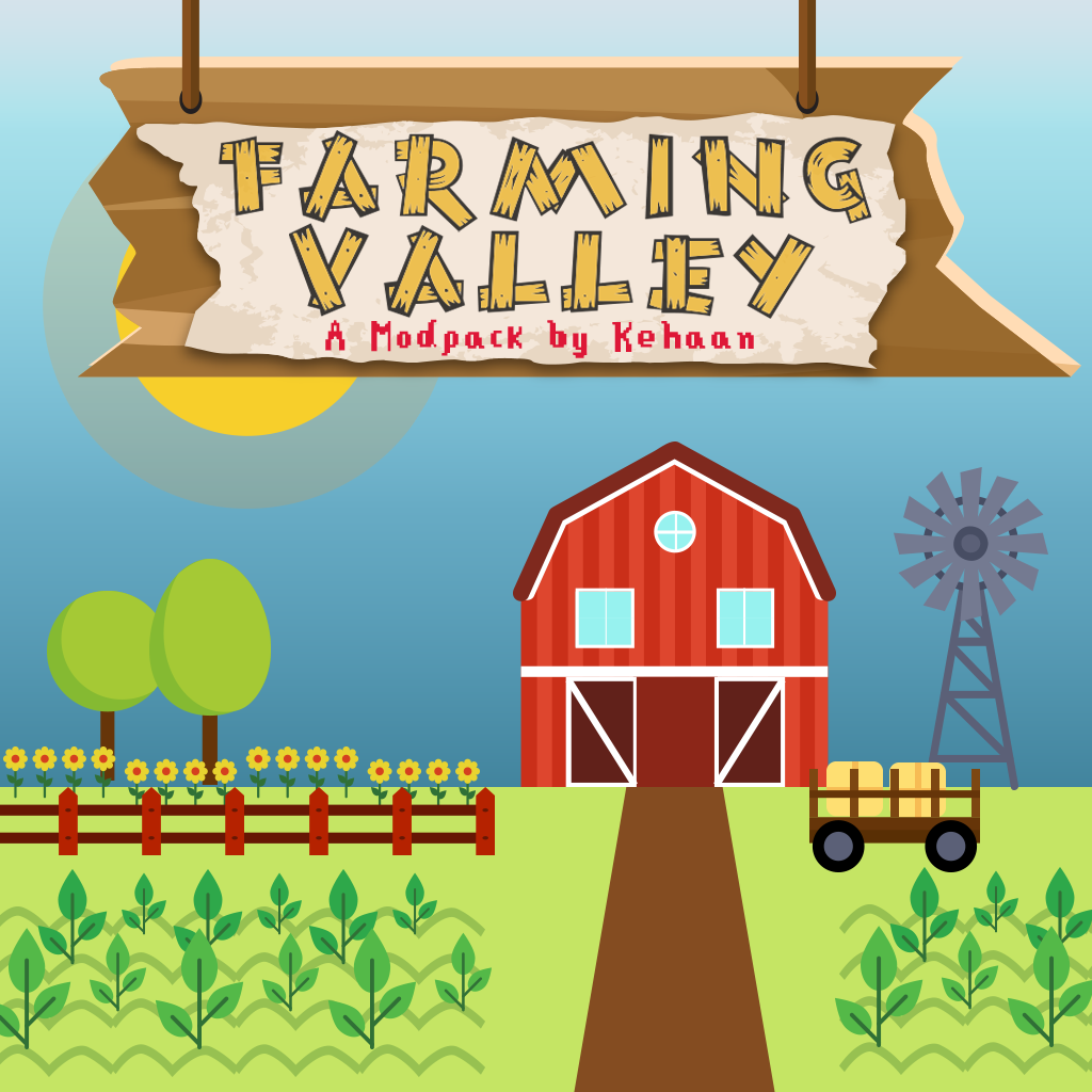 Farming Valley modpack image