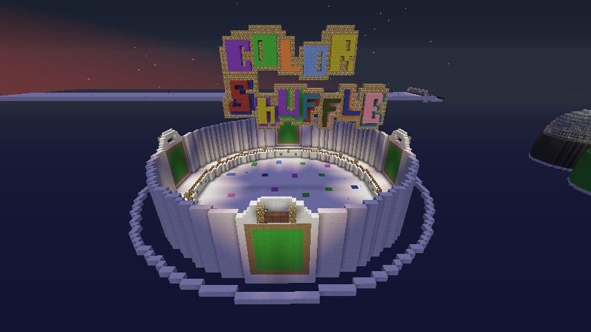 Overview ColorShuffle Bukkit Plugins Projects Bukkit - Minecraft server party erstellen