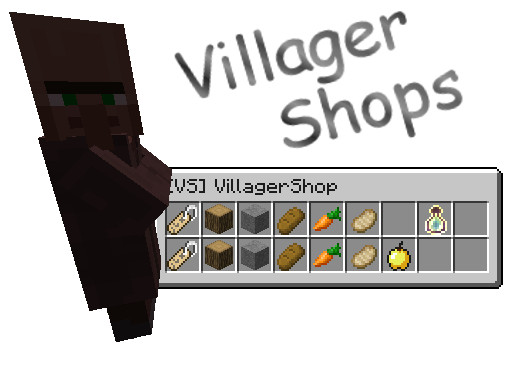 Overview - VillagerShop - Bukkit Plugins - Projects - Bukkit